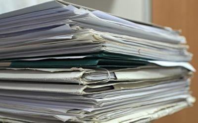 Ahorrar tinta y papel en la oficina